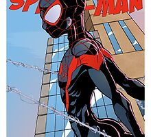Ultimate Spider-Man Variant Edition by JRemy