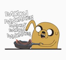 Makin' Bacon Pancakes Kids Clothes