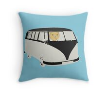 Go Westy Throw Pillow