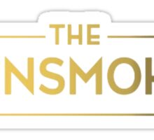 The Chainsmokers Gold Sticker