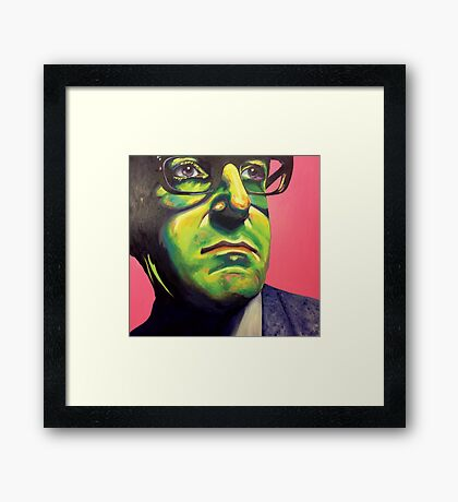 Peter Sellers Framed Print