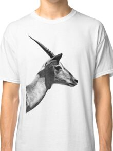 SAFARI PROFILE - ANTELOPE WHITE EDITION Classic T-Shirt