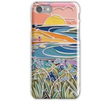 Agapanthus Bay iPhone Case/Skin