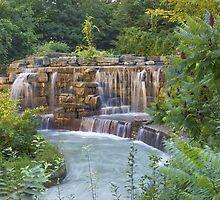 Waterfall by John Velocci