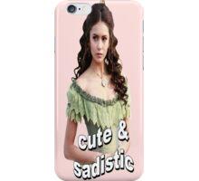 Sadistic Katherine  iPhone Case/Skin