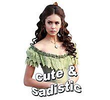 Sadistic Katherine  Photographic Print