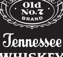 Whiskey JD Sticker
