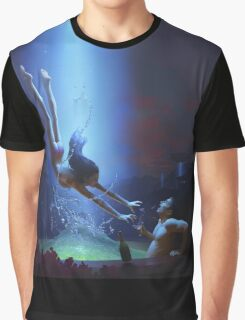 Abduction  Graphic T-Shirt