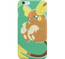 Starry Raichu  iPhone Case/Skin
