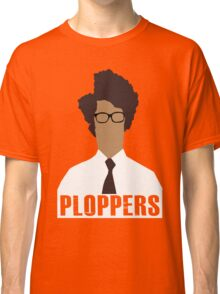 IT Crowd PLOPPERS! Classic T-Shirt