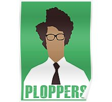 IT Crowd PLOPPERS! Poster