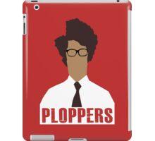 IT Crowd PLOPPERS! iPad Case/Skin
