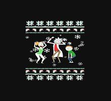 Rick and morty delighted to welcome Christmas Unisex T-Shirt