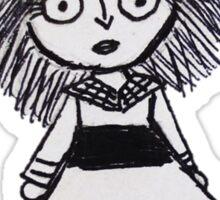 Miss Edith Sticker