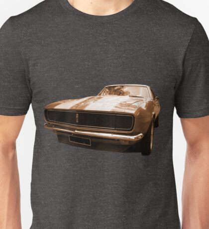 Golden Camaro Unisex T-Shirt
