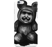 Bearman or Manbear - with Mustache iPhone Case/Skin