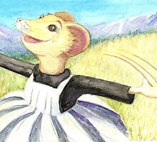 2013 SCBWI Mentorship Project by N. Sue M. Shoemaker