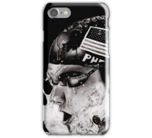 michael phelps iPhone Case/Skin