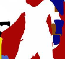 Super Smash Bros Ike (White) Sticker