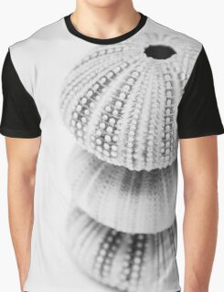 3 Sea Urchin Graphic T-Shirt