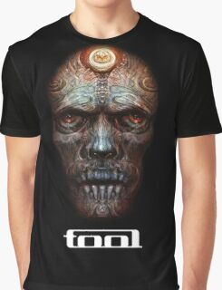 TOOL BAND TOUR 2016 Graphic T-Shirt