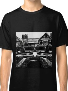 a house in the village Classic T-Shirt