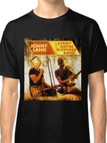 JONNY LANG AND KENNY WAYNE SHEPERD BAND Classic T-Shirt