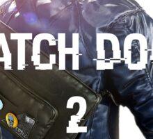 Watch Dogs 2 Sticker