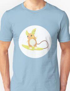 Alolan Raichu Pokemon Design Unisex T-Shirt