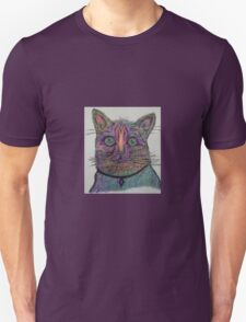 Mr Surprise Cat. Unisex T-Shirt