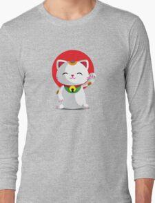 Maneki Neko Long Sleeve T-Shirt