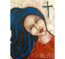 Mary of Bethany Photographic Print