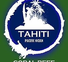 TAHITI Beach Paradise by dejava