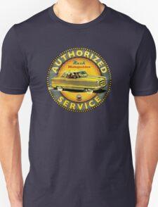 Nash Metropolitan Early Car UK Unisex T-Shirt