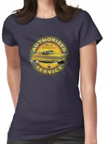 Nash Metropolitan Early Car UK Womens Fitted T-Shirt