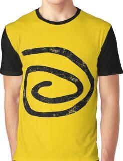 True Detective Vintage Symbol Graphic T-Shirt