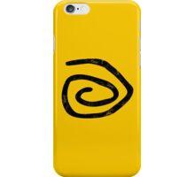 True Detective Vintage Symbol iPhone Case/Skin