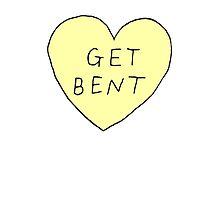 GET BENT <3 by ArabicTshirts