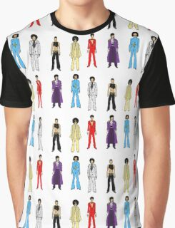 Retro Vintage Fashion 18 Graphic T-Shirt