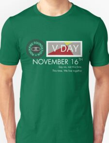 Support V-Day T-Shirt