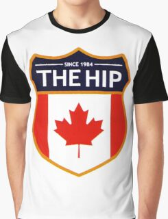 THE TRAGICALLY HIP SINCE 1984 Graphic T-Shirt