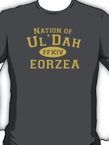 Nation of Ul' Dah T-Shirt