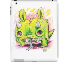Subatomic Photon Muncher iPad Case/Skin