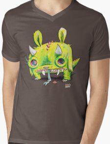 Subatomic Photon Muncher Mens V-Neck T-Shirt