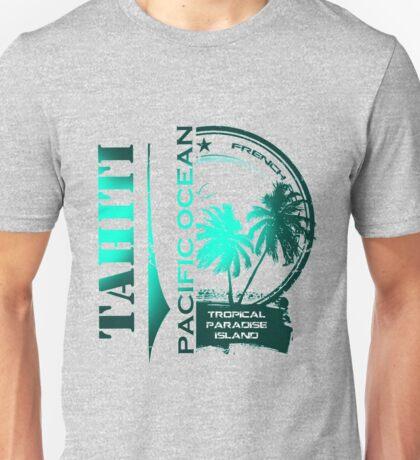 TAHITI Summer Beach Unisex T-Shirt
