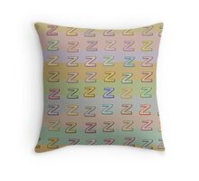 Catch some zzzs Throw Pillow