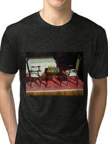 Chess, Anyone? Tri-blend T-Shirt