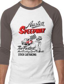 Austen speedway Men's Baseball ¾ T-Shirt