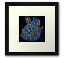 Sea Shadow Framed Print