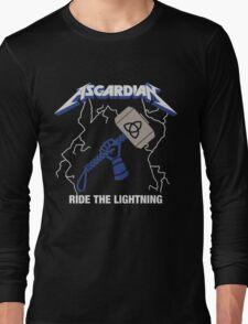 Asgardian: Ride The Lightning Long Sleeve T-Shirt